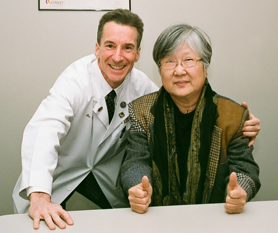 Toshiko Can Again Enjoy Sewing After Thumb Arthritis Treatments from Dr. Steinberg