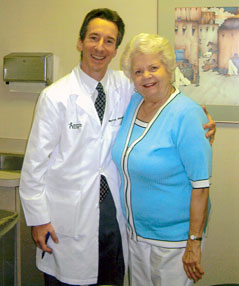 Total Shoulder Replacement Surgery Helped Treat Carolyn's Shoulder Arthritis